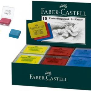 Faber Castell Art eraser 127321 (gnjecava gumica)-0