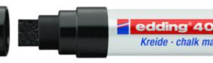 Edding marker chalk E-4090 black-0