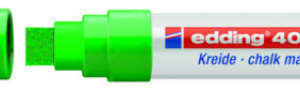 Edding marker chalk E-4090 004 green-0
