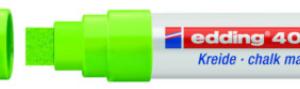 Edding marker chalk E-4090 011 light green-0