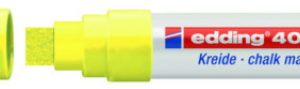 Edding marker chalk E-4090 065 yellow-0