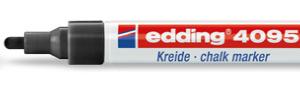 Edding marker chalk E-4095 001 black-0