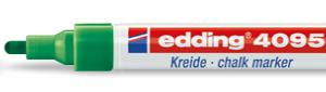 Edding marker chalk E-4095 004 green-0