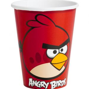 PARTY Angry Birds čaše 552362-0