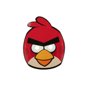 PARTY Angry Birds maske 500254-0