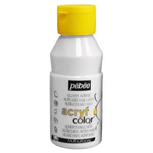 Pebeo Acryl Color Glossy 3741-01 white-0