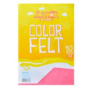 Eva felt A4 135037 pink-0