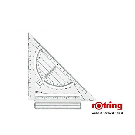 ROTRING rapid set square 0232240-0