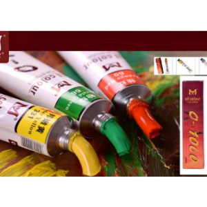MAGI-WAP Oil colour 60ml 001 crimson-0