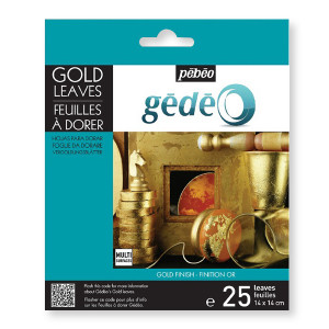 Pebeo gedeo gold leaves 661950-0