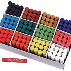 TALENS Panda uljane pastele 9583-0