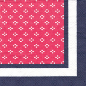 Salveta za dekupaž AB 33x33 3sl 007101-0
