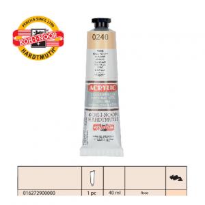 KOH-I-NOOR Acrylic 240 162729 rose-0