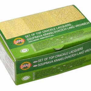 KOH-i-NOOR Acrylic - Crackle Set 150530-0