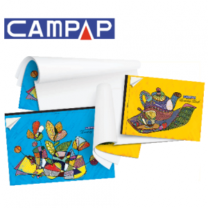 CAMPAP Drawing paper 12592-0