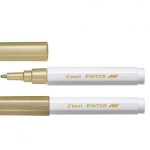 Pilot marker PINTOR SW-PT-F-GD gold-0