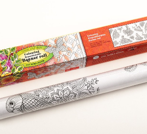 KOH-I-NOOR Colouring Repositionable Banner roll 9870-0