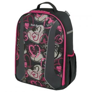 HERLITZ Be Bag Airgo Hearts ranac 50008186-0