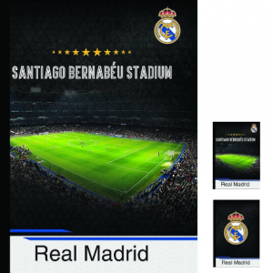 REAL MADRID sveska A4 TP dikto 62583-0