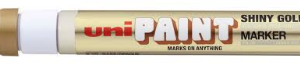 Uni PAINT marker PX-20, shiny gold-0
