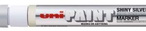 Uni PAINT marker PX-20, shiny silver-0