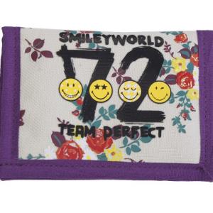 STREET Smiley Violet novčanik 52548-0