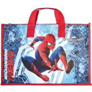 Spiderman school blok 2 torba 316337-0