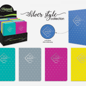 Notes Silver Style 3620-0
