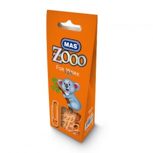 *MAS Zoo office set 606 orange-0