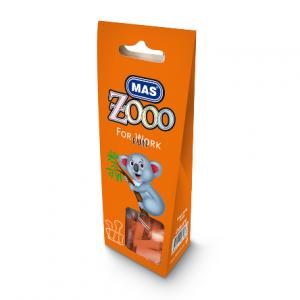 *MAS Zoo office set 616 orange-0