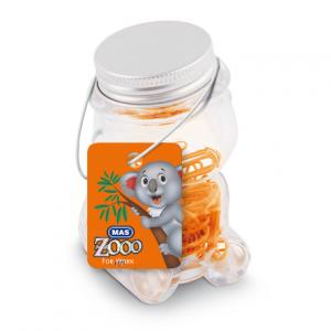 *MAS Zoo office set 618 orange-0