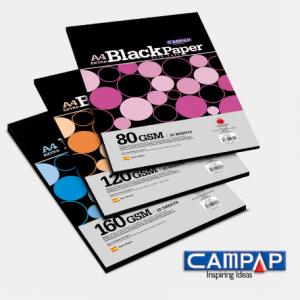 CAMPAP Black paper 4850-0