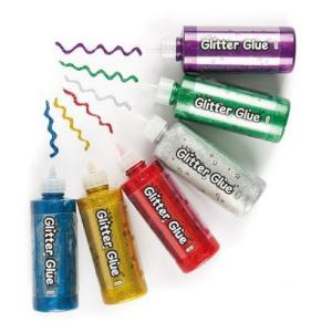 -CREATIV craft 26487 glitter glue-0