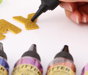 -CREATIV craft 26488 glitter glue-0
