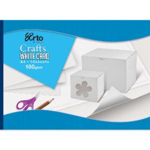 CAMPAP Crafts 36650 White Card-0