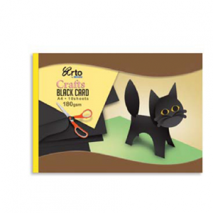 CAMPAP Crafts 36651 Black card-0
