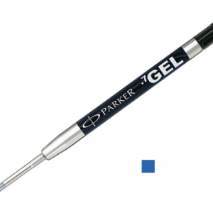 PARKER-R Quink gel pen refil M blue 1950346-0
