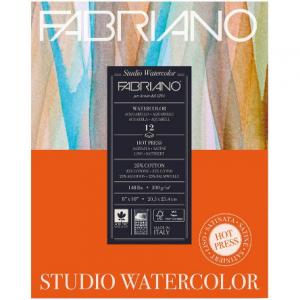 Fabriano aquarell 300g 20x25/12L 19123001-0