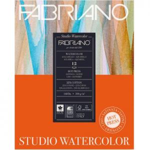 Fabriano aquarell 300g 22x30/12L 19123002-0