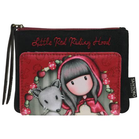 Gorjuss Little Red Riding novčanik 872gj01-0