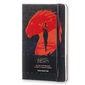 MOLESKINE Game of Thrones Notebook 89310-0