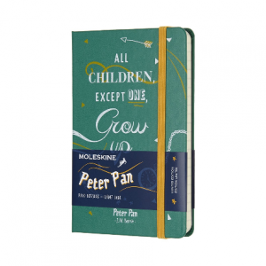 MOLESKINE Peter Pan Notebook 85546-0