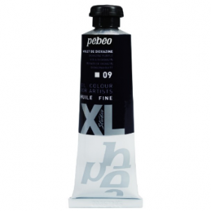 Pebeo oil colour Studio XL 937 09 dioxazine purple-0