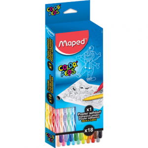 MAPED Color Peps set 845431-0