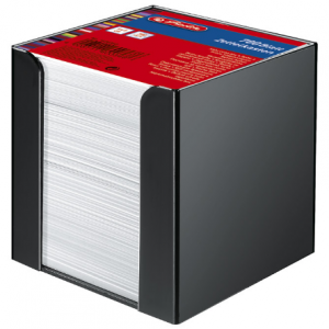 HERLITZ Blok kocka 01600360-0