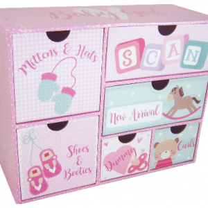 Baby box set K21321 Girl-0