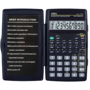 DELI Kalkulator E1711-0