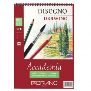Fabriano drawing 200g SP 42x59.4/30L 44204259-0
