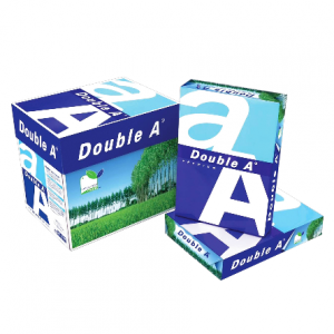 -Double A® Office papir A4-0