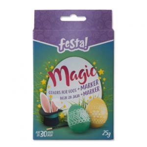 FESTA Boja za jaja 730040-0